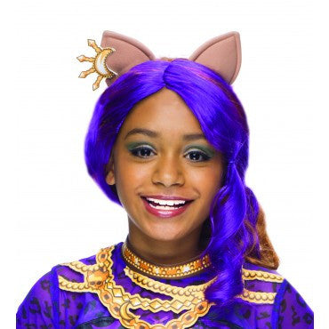 Kids Monster High Clawdeen Wolf Wig - HalloweenCostumes4U.com - Accessories