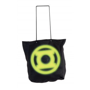 Green Lantern Light Up Trick or Treat Bag - HalloweenCostumes4U.com - Accessories