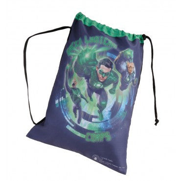 Green Lantern Trick-or-Treat Bag - HalloweenCostumes4U.com - Accessories