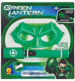 Green Lantern Accessory Kit - HalloweenCostumes4U.com - Accessories