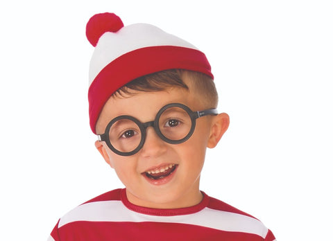 Deluxe Waldo Glasses