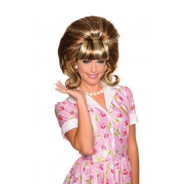 Miss Conception Wig - Various Colors - HalloweenCostumes4U.com - Accessories - 1