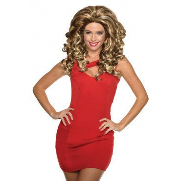 Felicity Frappuciono Wig - Various Colors - HalloweenCostumes4U.com - Accessories - 2