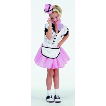 Girls Soda Pop Costume - HalloweenCostumes4U.com - Kids Costumes