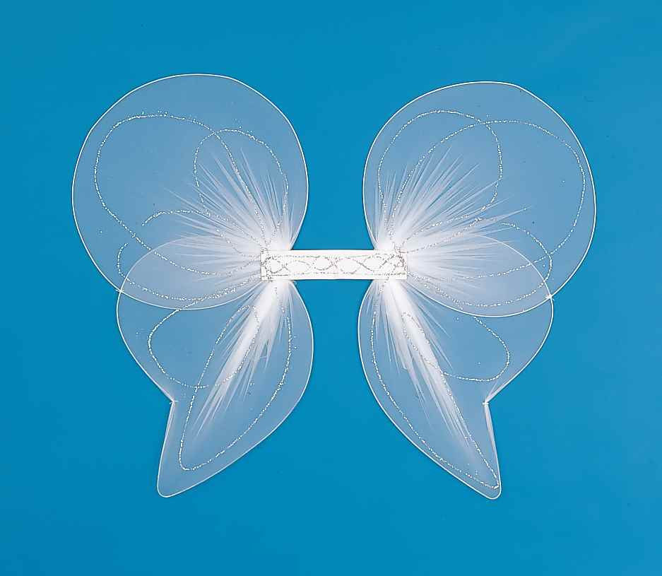 Giant Angel Wings - HalloweenCostumes4U.com - Accessories