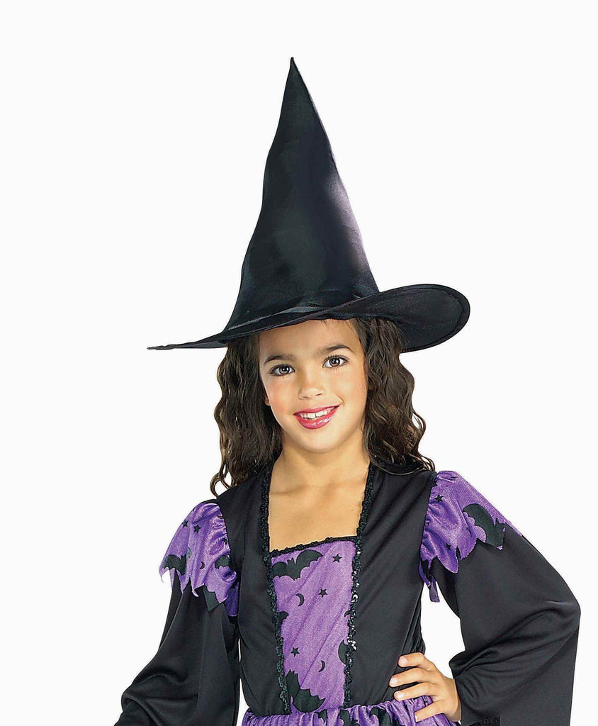 Kids Halloween Witch Hats Costume Witch Hats - HalloweenCostumes4U.com - Accessories