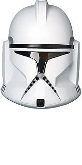 Star Wars Clone Trooper Mask - HalloweenCostumes4U.com - Accessories