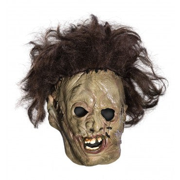Kids Texas Chainsaw Massacre Leatherface Mask - HalloweenCostumes4U.com - Accessories