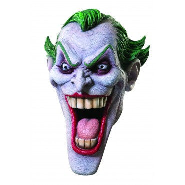 Deluxe Batman The Joker Mask - HalloweenCostumes4U.com - Accessories