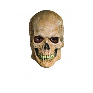 Crypt Skull Mask - HalloweenCostumes4U.com - Accessories