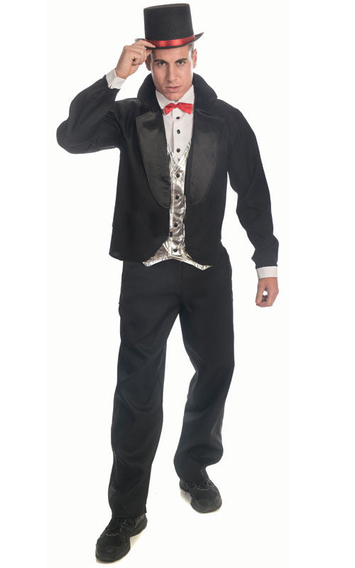 Mens Tuxedo Costume - HalloweenCostumes4U.com - Adult Costumes