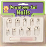 Cat Paw Print Nails - HalloweenCostumes4U.com - Accessories
