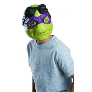 Kids Ninja Turtles Donatello Mask - HalloweenCostumes4U.com - Accessories