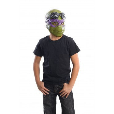 Ninja Turtles Donatello Mask - HalloweenCostumes4U.com - Accessories