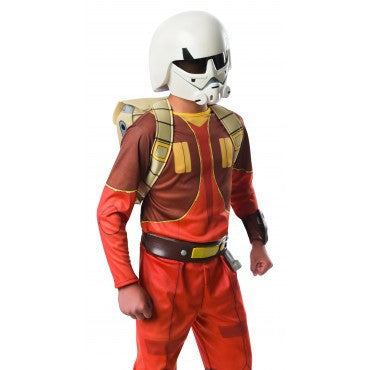 Star Wars Ezra Bridger Helmet - HalloweenCostumes4U.com - Accessories