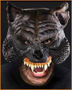 Manwolf Mask - HalloweenCostumes4U.com - Accessories