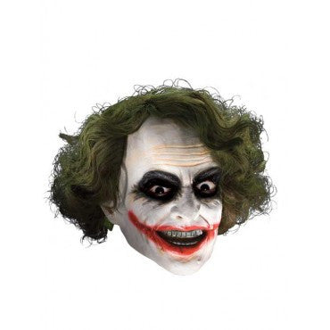 Kids Batman Deluxe The Joker Mask - HalloweenCostumes4U.com - Accessories