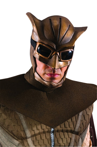 Watchmen Night Owl 3/4 Mask with Cowl - HalloweenCostumes4U.com - Accessories