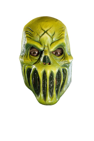 Slime Alien Mask - HalloweenCostumes4U.com - Accessories