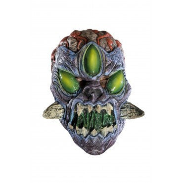 Gnarled Alien Warrior Mask - HalloweenCostumes4U.com - Accessories