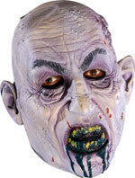 Past Dead Zombie Mask - HalloweenCostumes4U.com - Accessories