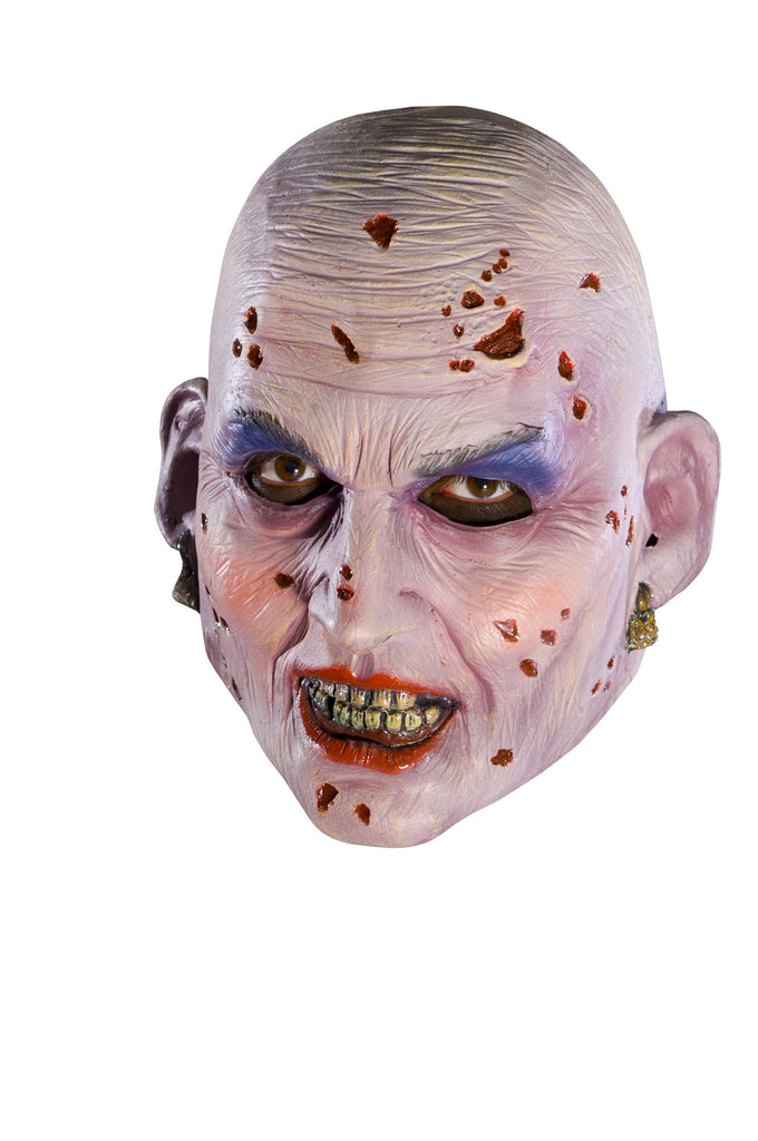 Adults Zombie Miss Undead Mask - HalloweenCostumes4U.com - Accessories