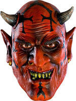 Kids Evil Devil Mask - HalloweenCostumes4U.com - Accessories