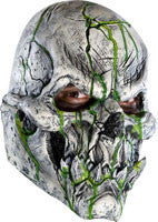 Kids Damned Hell Skull Mask - HalloweenCostumes4U.com - Accessories