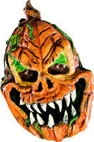 Haunting Pumpkin Mask - HalloweenCostumes4U.com - Accessories