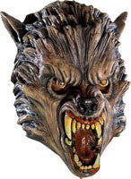 Kids Werewolf Mask - HalloweenCostumes4U.com - Accessories