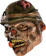 Kids Gunner Zombie Mask - HalloweenCostumes4U.com - Accessories