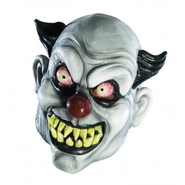 Kids Hell Clowned Mask - HalloweenCostumes4U.com - Accessories
