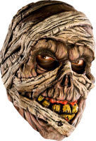 Kids Corpse Mummy Mask - HalloweenCostumes4U.com - Accessories