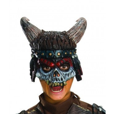 Kids Apache Warrior Mask - HalloweenCostumes4U.com - Accessories