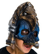 Kids Mayan Warrior Mask - HalloweenCostumes4U.com - Accessories