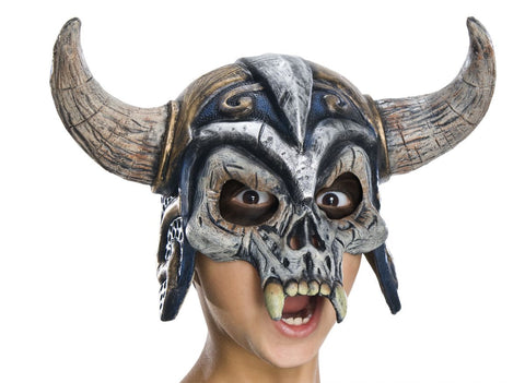 Kids Viking Skull Mask