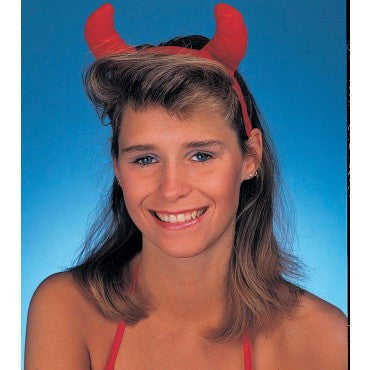 Felt Devil Horns - HalloweenCostumes4U.com - Accessories