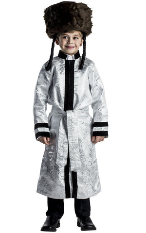 Boys Silver Bewitch Costume - HalloweenCostumes4U.com - Kids Costumes - 1