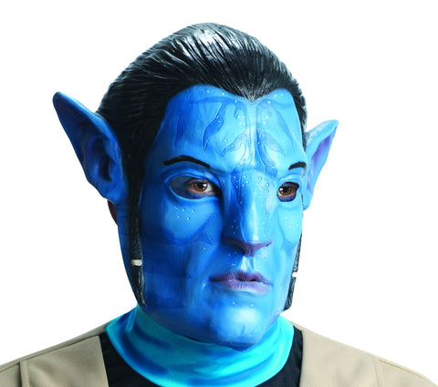 Avatar Jake Sully Mask - HalloweenCostumes4U.com - Accessories