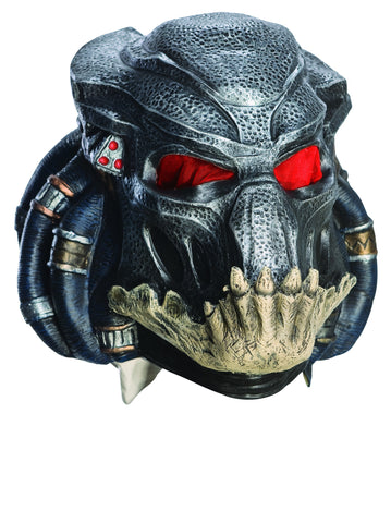 Black Predator Mask - HalloweenCostumes4U.com - Accessories