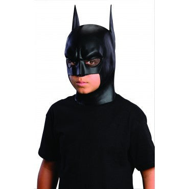 Kids Deluxe Batman Mask - HalloweenCostumes4U.com - Accessories