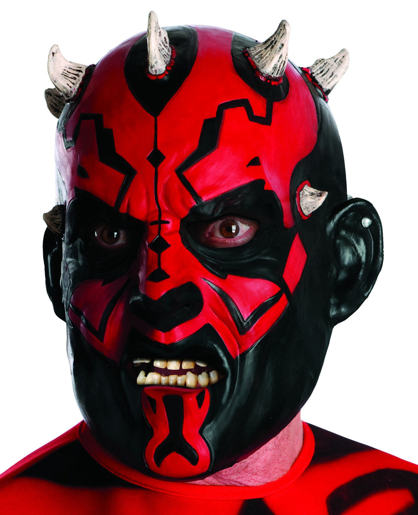 Star Wars Darth Maul Mask - HalloweenCostumes4U.com - Accessories