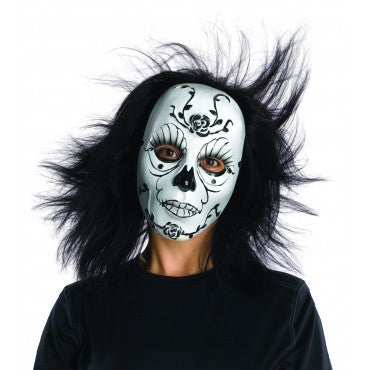 Dark Rose Mask - HalloweenCostumes4U.com - Accessories