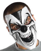 Comedy Skeleton Mask - HalloweenCostumes4U.com - Accessories