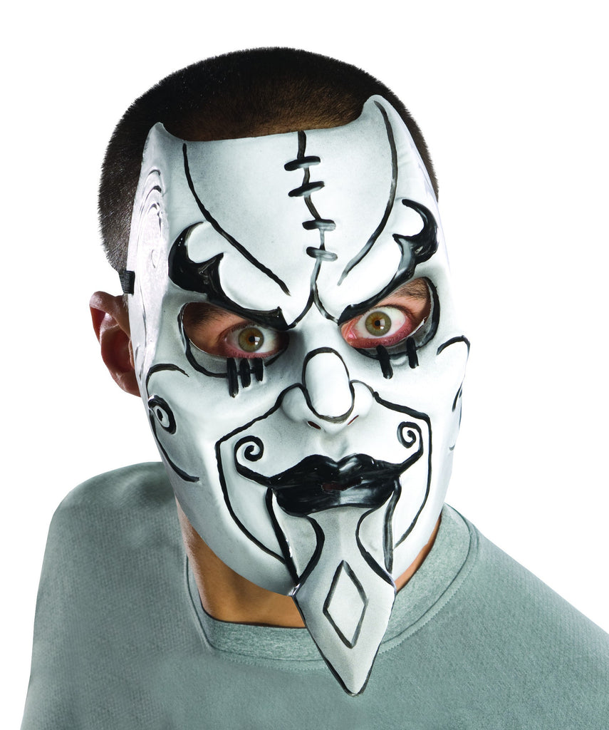 Tragedy Skeleton Mask - HalloweenCostumes4U.com - Accessories