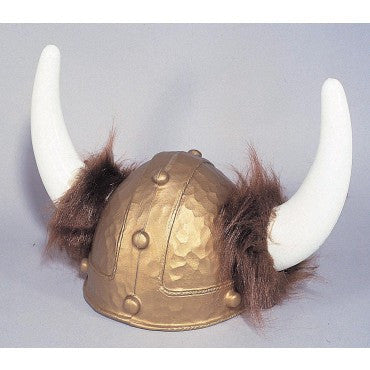 Deluxe Viking Helmet - HalloweenCostumes4U.com - Accessories