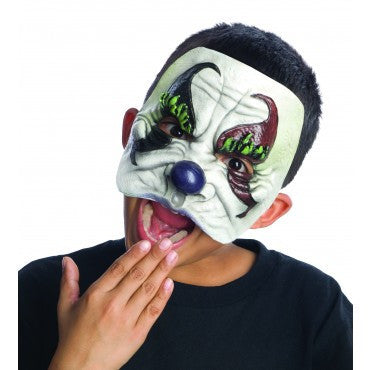 Kids Giggles Evil Clown Mask - HalloweenCostumes4U.com - Accessories