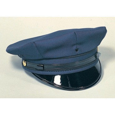 Police or Chauffeur Hat - HalloweenCostumes4U.com - Accessories