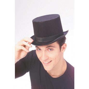Lincoln Top Hat - HalloweenCostumes4U.com - Accessories