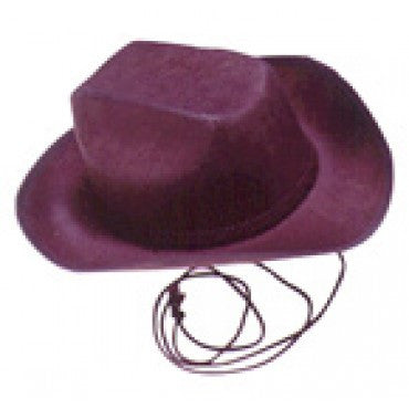 Brown Cowboy Hat - HalloweenCostumes4U.com - Accessories